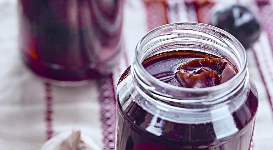 Как вкусно замариновать сливы на зиму: рецепт полезной закуски   - today.ua