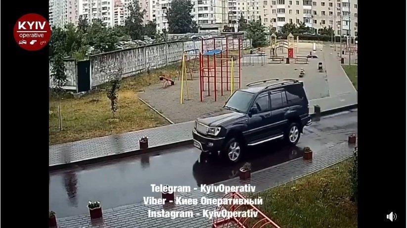 Бровари-2: нова ранкова перестрілка, тепер вже у самому Києві - today.ua