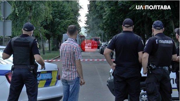 Полтавский террорист оказался наркоманом-рецидивистом и участником АТО