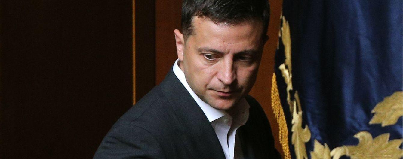 Зеленскому грозит штраф 1700 гривен: что хотел скрыть от государства президент   - today.ua