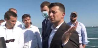 """""""Імпотентна влада"""": Зеленський жорстко відреагував на танкер """"Делфі"""", що лежить в акваторії одеського пляжу"""" - today.ua"""
