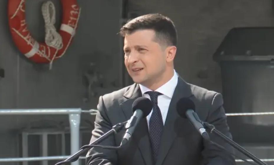"""Зеленський пообіцяв повернути всі території України: """"У нас все вийде"""""""