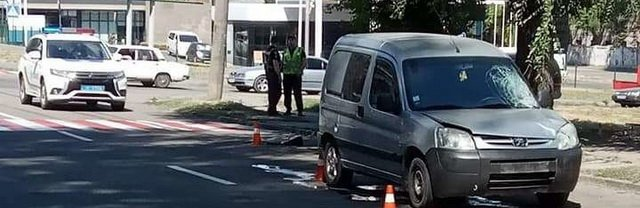 Смертельна ДТП на Дніпропетровщині: водій Peugeot збив суддю на пішохідному переході (фото) - today.ua