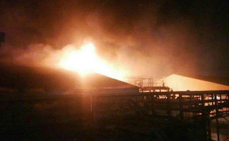 В Одесі прогримів потужний вибух на нафтозаводі: можливі жертви