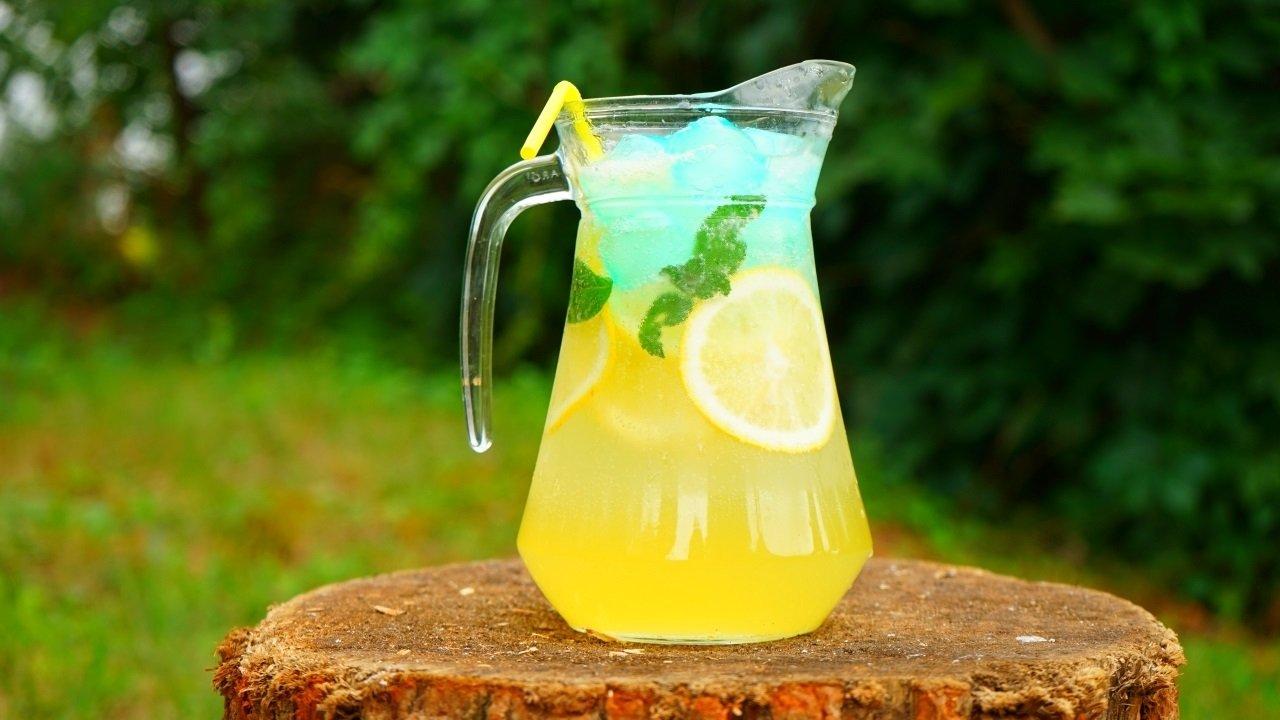 Домашний лимонад с апельсином: рецепт освежающего напитка, как в ресторане - today.ua