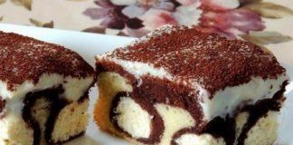 """Пиріг «Ранкова роса»: рецепт дуже смачного і красивого в розрізі десерту"""" - today.ua"""