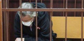 """Ефремова на скорой увезли в больницу из суда: врач рассказал о состоянии здоровья актера"""" - today.ua"""