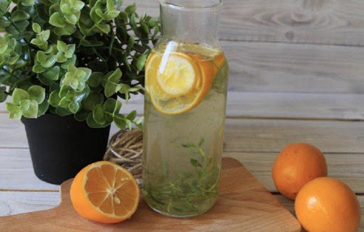 Домашний лимонад с апельсином: рецепт освежающего напитка, как в ресторане