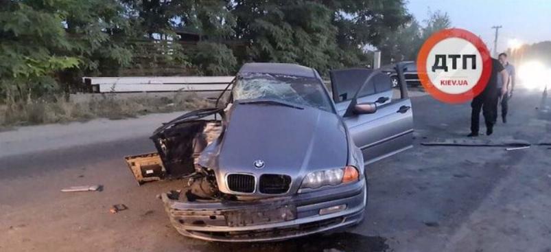 Смертельное ДТП под Киевом: водитель под наркотиками вылетел на встречную полосу, есть жертвы