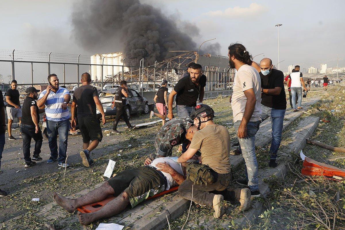 Взрыв в Бейруте: количество жертв выросло, власти хотят ввести ЧП - последние подробности трагедии  - today.ua
