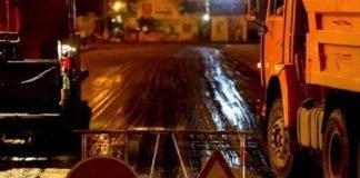 В Херсоне за ночь положили асфальт к приезду Зеленского: готовы встречать в лучших традициях   - today.ua