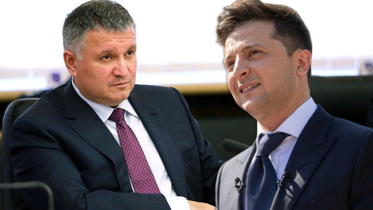 """Зеленський пояснив Авакову, хто в країні головний: """"Він, і тільки він"""" - today.ua"""