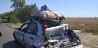 В ДТП под Николаевым столкнулись семь авто: среди пострадавших годовалый ребенок   - today.ua