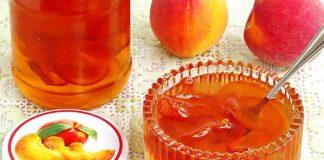 """Варення з персиків з апельсинами: смачний і корисний десерт на зиму"""" - today.ua"""