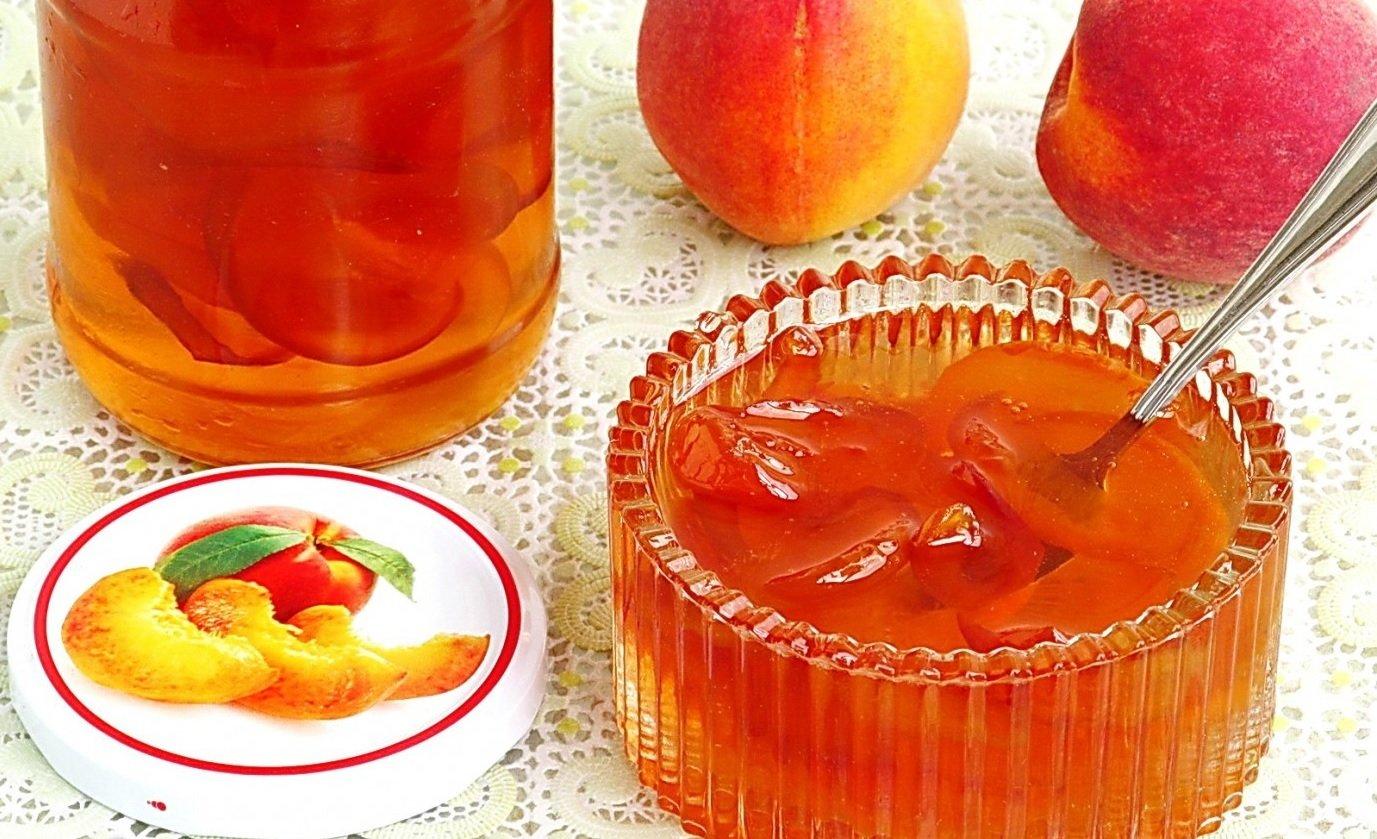 Варенье из персиков с апельсинами: вкусный и полезный десерт на зиму - today.ua