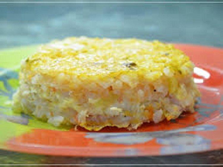 Рисовый пудинг с сыром: рецепт вкусного и легкого блюда к обеду