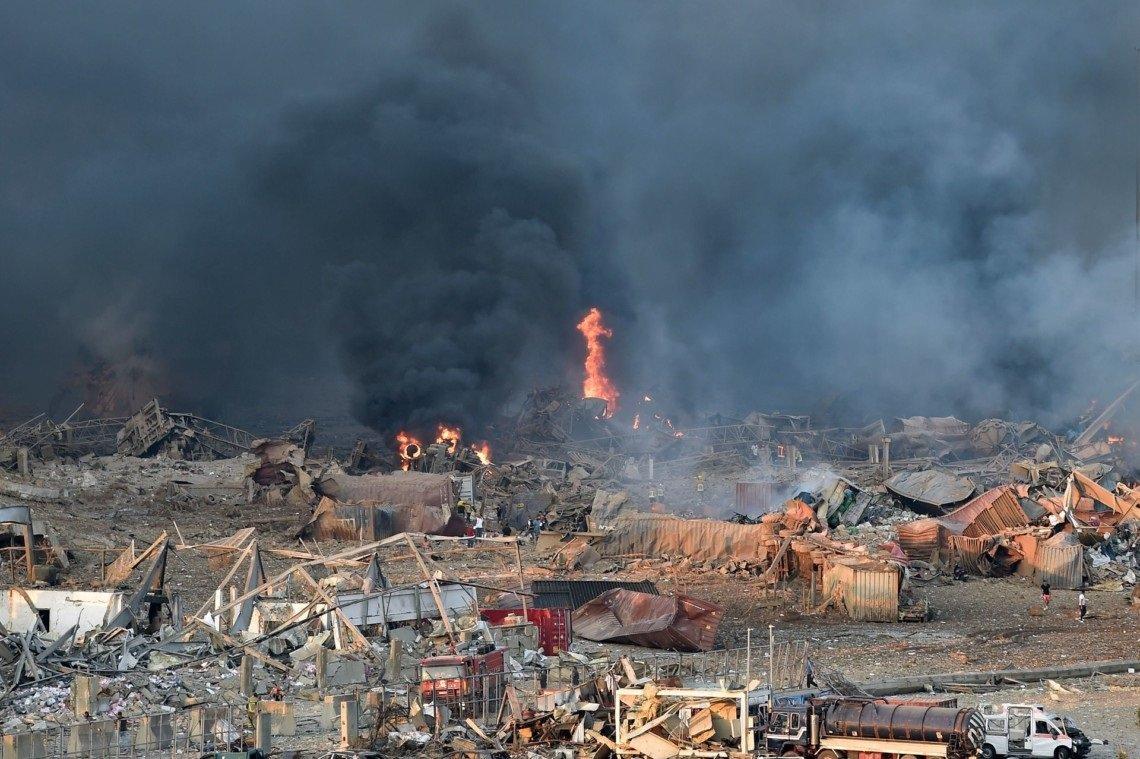 У порту Миколаєва розповіли про долю 4200 т селітри: повторення катастрофи Бейрута не буде