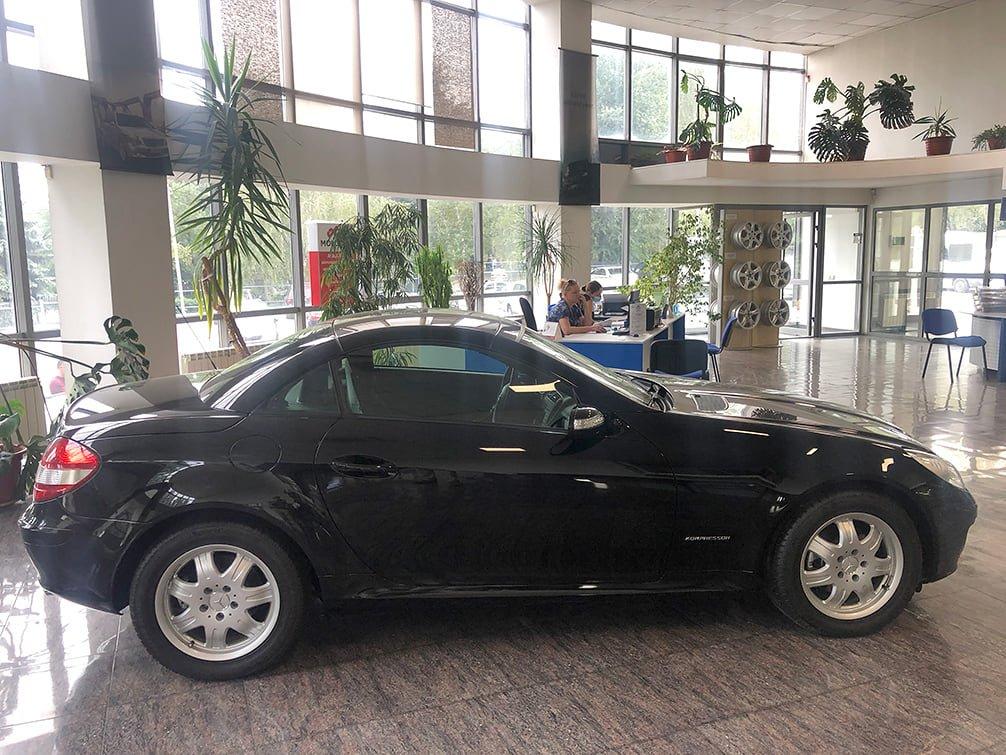У Молдові вже 14 років не можуть продати новий Mercedes-Benz