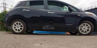 Украинец увеличил запас хода Nissan Leaf до 650 км - today.ua
