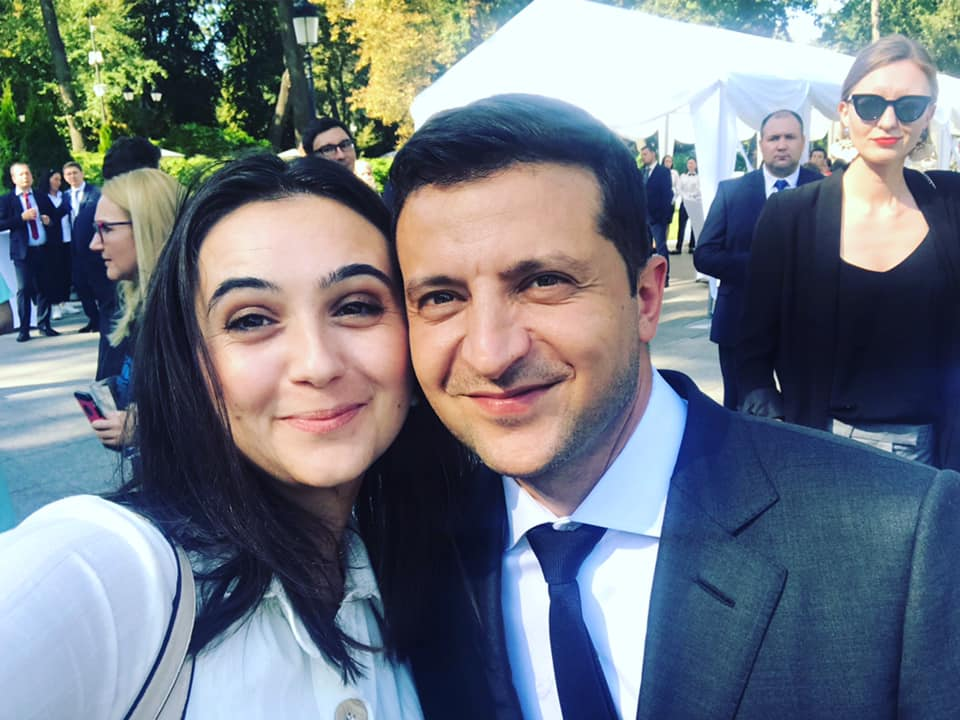 Офис президента поддержал Юлию Мендель на фоне слухов о ее беременности от Зеленского - today.ua