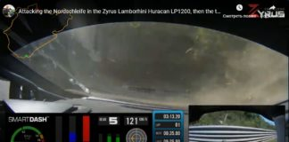 """На видео показали, что произойдет с машиной, если на скорости 200 км/ч лопнет шина"""" - today.ua"""