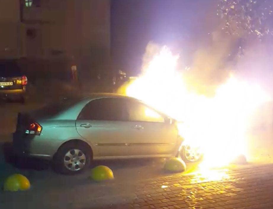 Поджог автомобиля журналистов-расследователей: у Зеленского отреагировали - today.ua