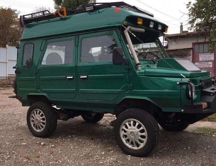 В Сети показали самый крутой тюнингованный ЛуАЗ-969 - today.ua