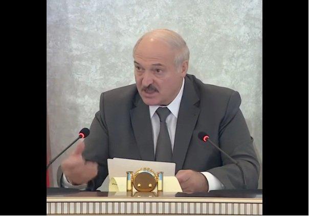 Лукашенко пригрозил западным лидерам  из-за конфликта, происходящего в Беларуси: Зеленскому тоже досталось