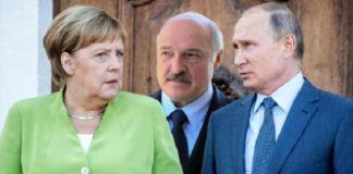 Меркель поскаржилась, що Лукашенко ігнорує Європу: доводиться все йому передавати через Путіна - today.ua
