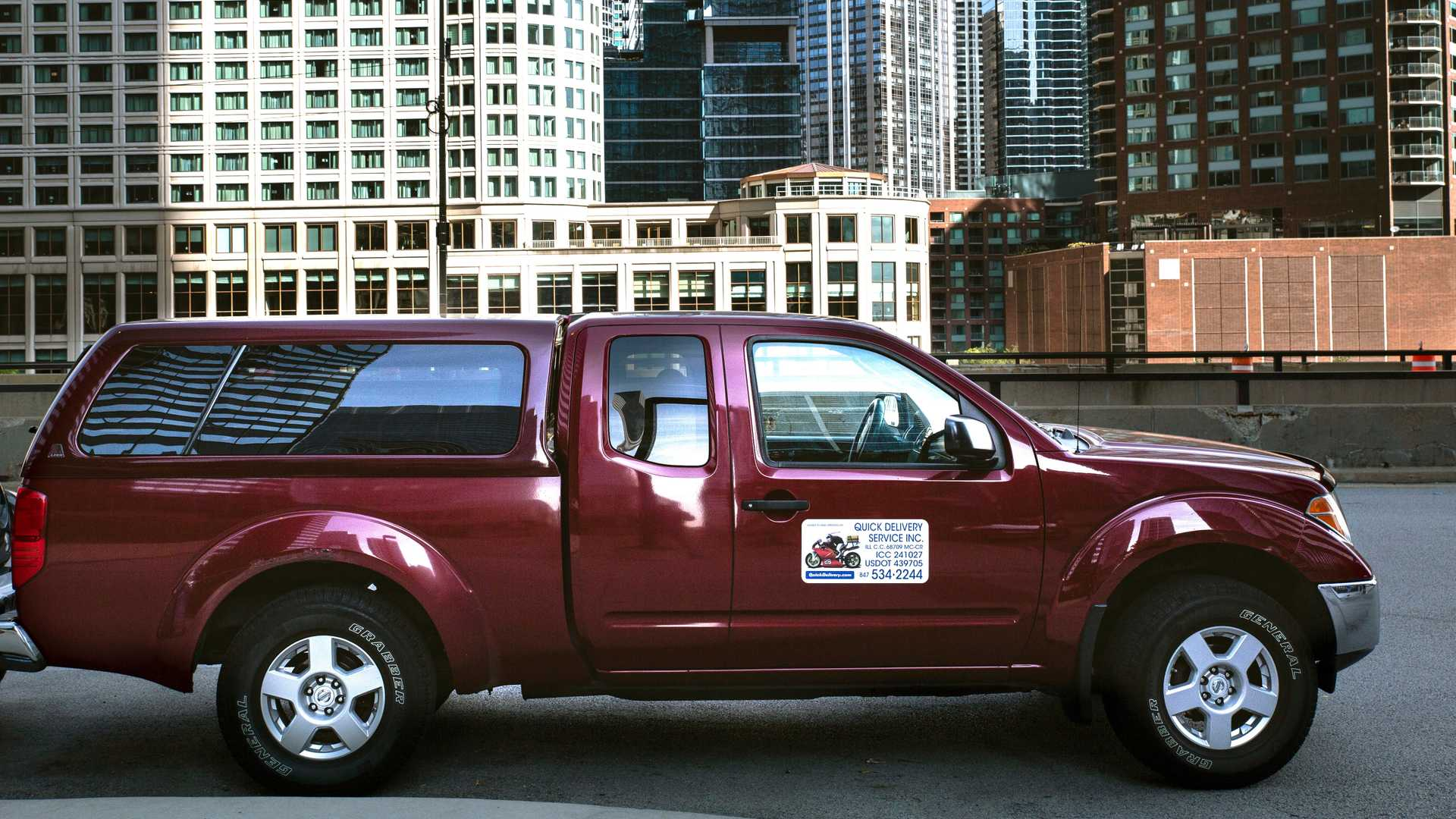 Nissan Frontier з пробігом 1,6 млн км завершив свій шлях - today.ua