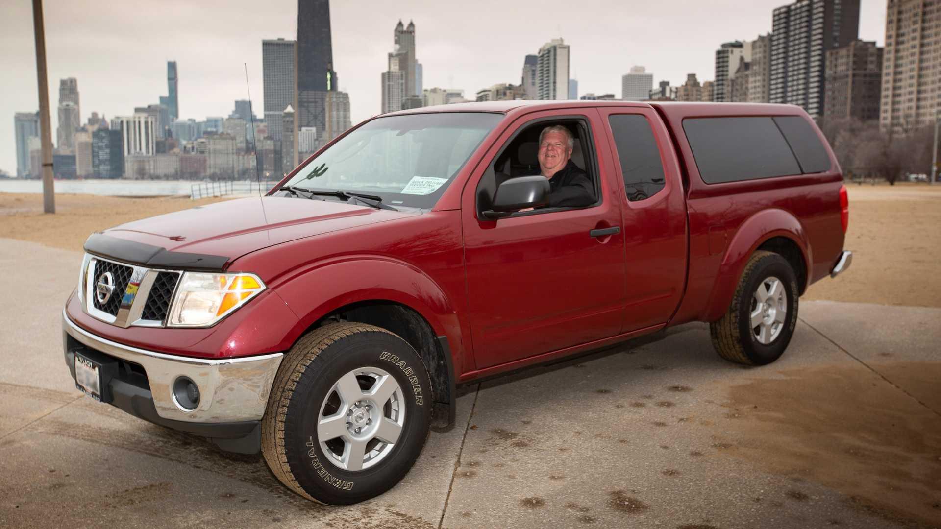 Nissan Frontier с пробегом 1,6 млн км завершил свой путь