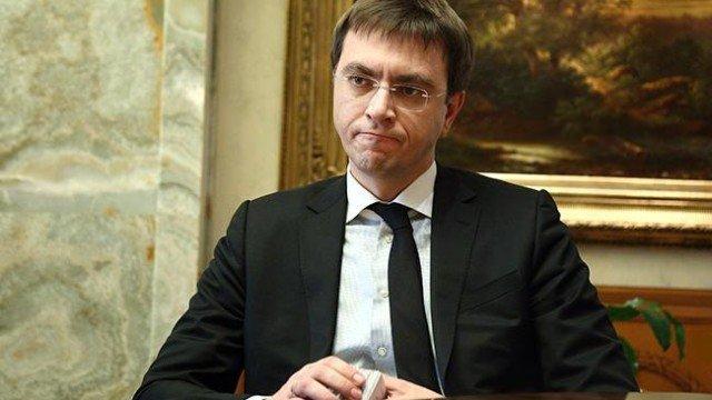 Экс-министр Омелян предполагает, что Зеленский хочет быть в доле от взвешивания фур