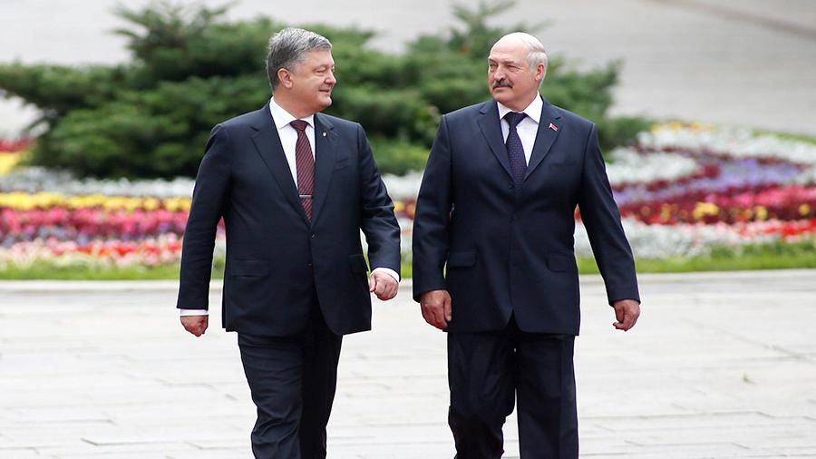 """Порошенко призвал белорусского президента пойти по пути Януковича: """"Объявить о проведении досрочных президентских выборов"""" - today.ua"""