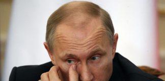 """Путін вперше висловився про отруєння Навального"""" - today.ua"""