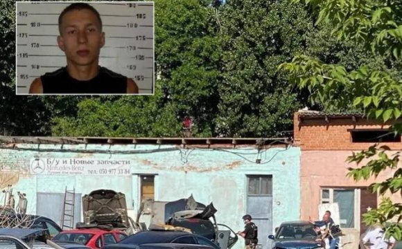 Полтавский террорист, конец истории: Роман Скрипник ликвидирован при задержании
