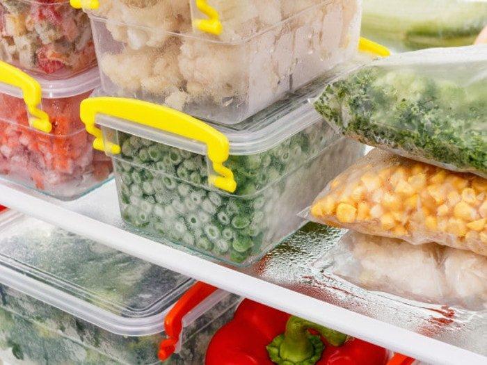 Как долго можно хранить продукты в морозилке: правила замораживания мяса, овощей и фруктов    - today.ua