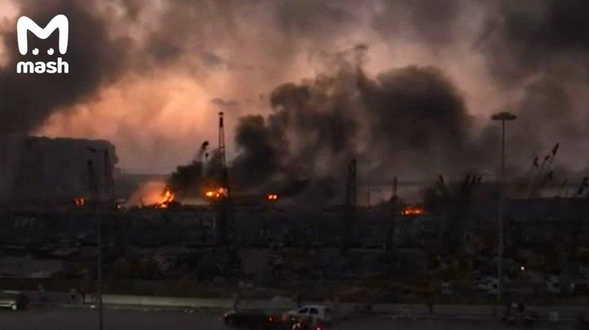 Головні події в світі 4 серпня: апокаліпсис в Бейруті - місто лежить в руїнах