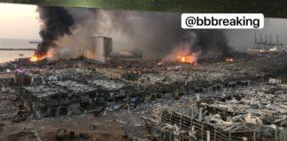 Головні події в світі 4 серпня: апокаліпсис в Бейруті - місто лежить в руїнах - today.ua