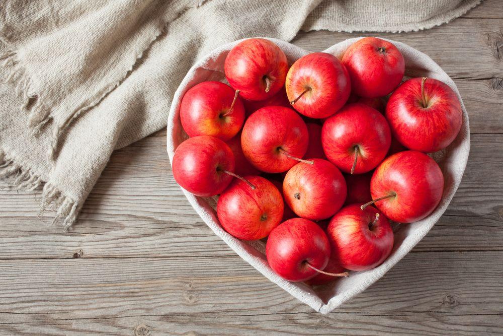 Що станеться з організмом, якщо їсти яблука щодня