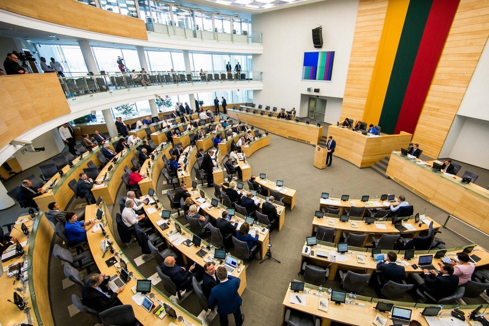 Влада Литви офіційно визнала Тихановську президентом і обіцяла допомагати у всьому
