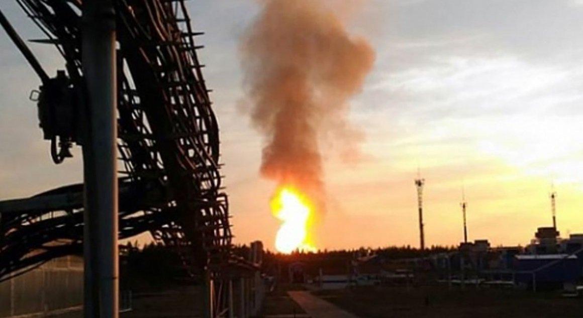 Прорив газопроводу високого тиску під Києвом: подробиці з місця подій