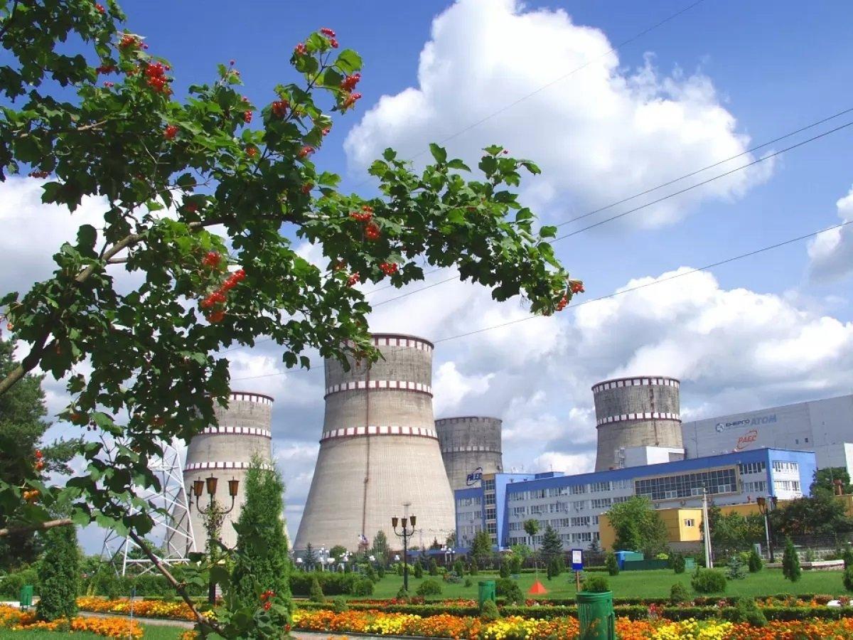 Авария на энергоблоке Ровненской АЭС: полиция ищет злоумышленников