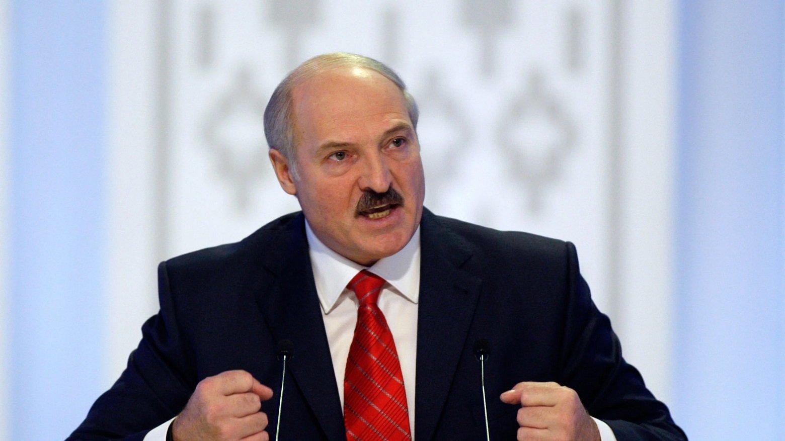 Лукашенко вслед за Лавровым обвинил Украину в дестабилизации ситуации в Беларуси - today.ua