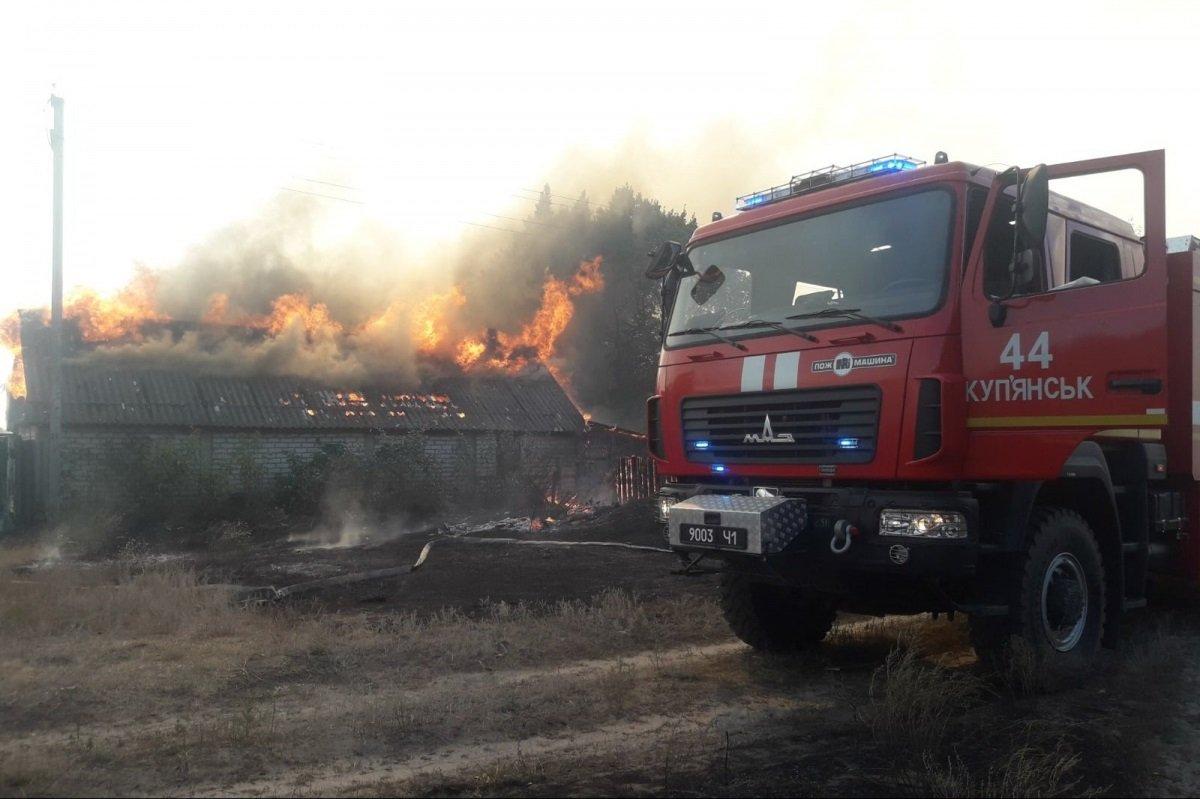 Лісові пожежі в Україні: на Харківщині оголосили НС, а на Луганщині збільшилася кількість жертв - today.ua