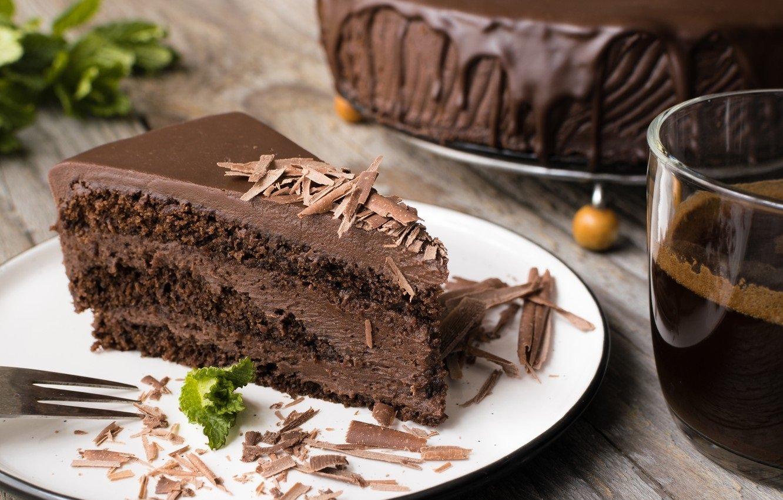 Шоколадный торт без яиц и сметаны: рецепт легкого и очень вкусного десерта к чаю или на праздничный стол