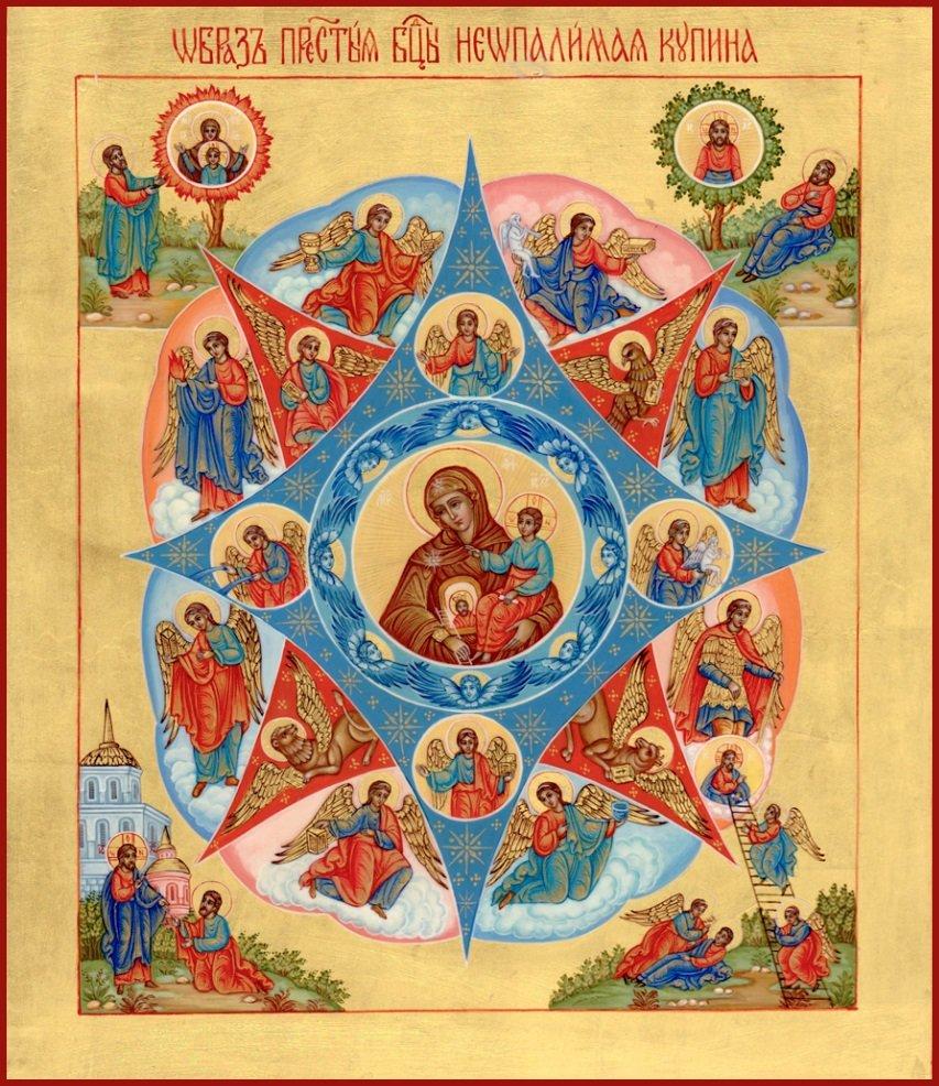 Праздник 17 сентября: день Неопалимой Купины – защитницы от пожаров, бедствий и ударов молнии