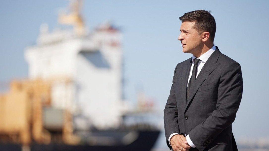 Зеленський в Австрії похвалився успіхами і погодився на участь в австро-російському проекті