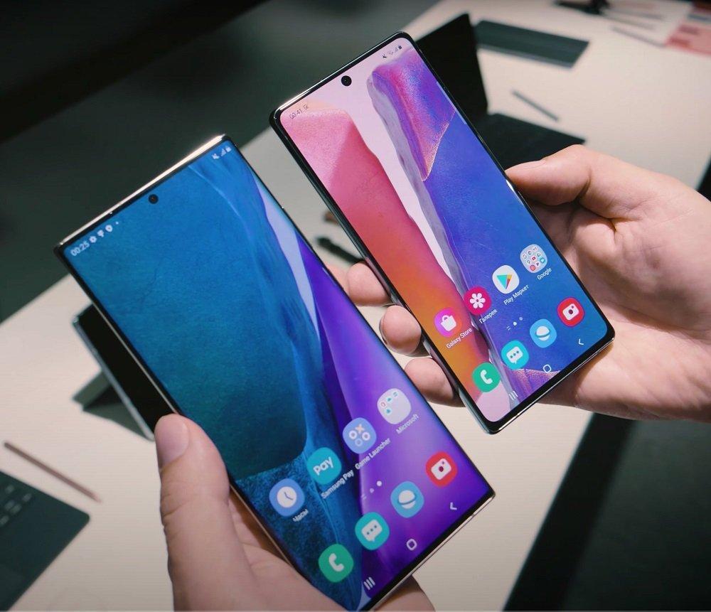 Новый Samsung Galaxy Note 20 Ultra стал сенсацией на рынке мобильных телефонов