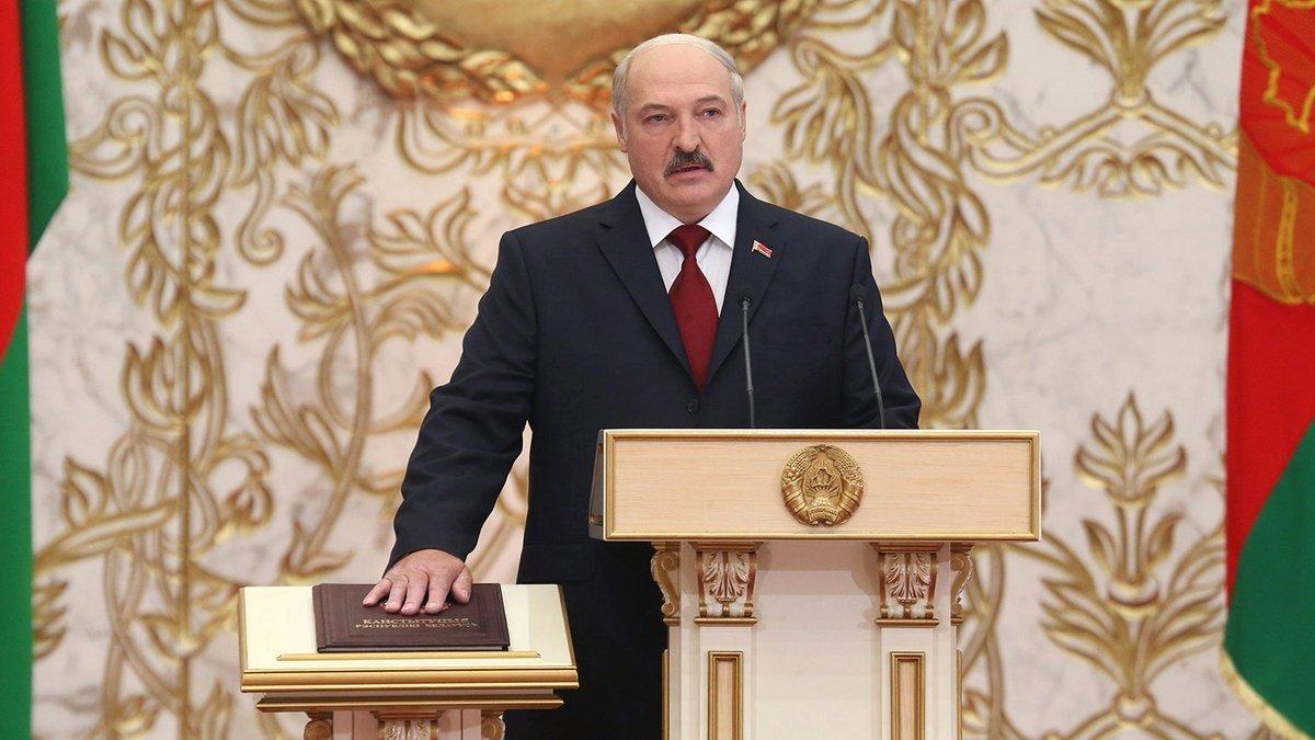 В Кремле отреагировали на тайную инаугурацию Александра Лукашенко