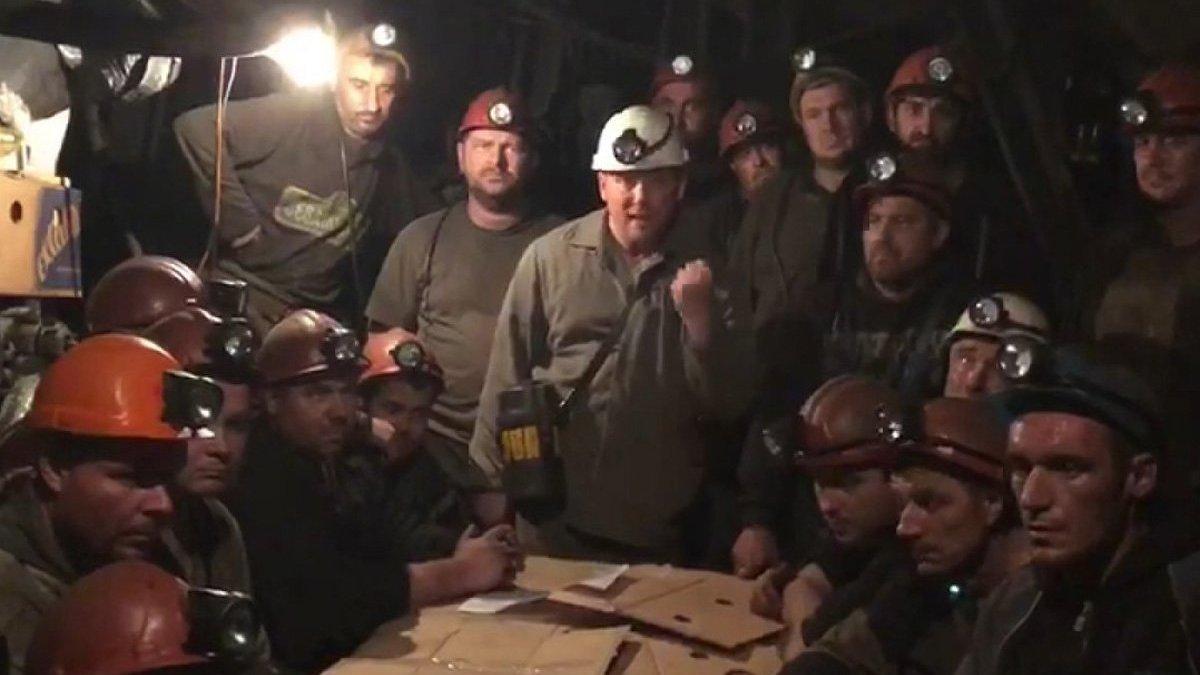 Как Юзик из «Квартала» к шахтерам выходил: в Кривом Роге ситуация накалена до предела - today.ua